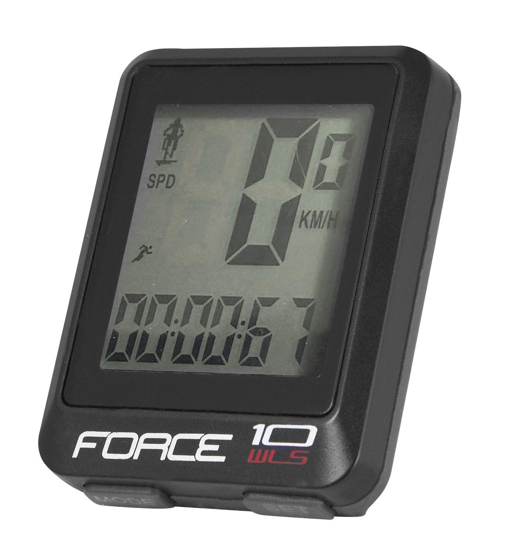 Compteur Force WLS 10 Fonctions sans Fil