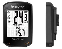 Compteur GPS Bryton Rider 15 Neo C avec Cadence