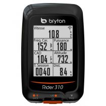 Compteur GPS Bryton Rider 310 C (avec Cadence) - Promo