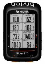 Compteur GPS Bryton Rider 410 E - New 2019