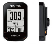 Compteur GPS Bryton Rider 420 T (avec Cardio + Cadence)