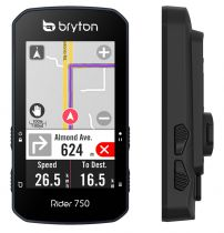 Compteur GPS Bryton Rider 750 T avec Cadence et Cardio