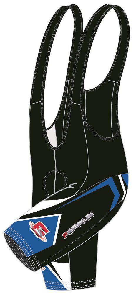 Cuissard Ferrus Ephémère - Fond Rubis