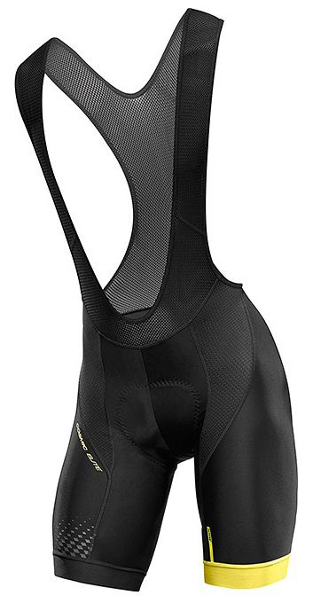 Cuissard Mavic Cosmic Elite Bib Short 2017