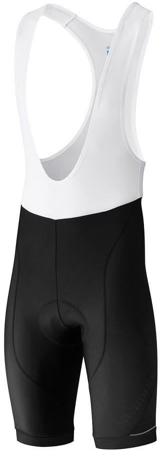 Cuissard Shimano Aspire Noir avec Bretelles - Super Promo