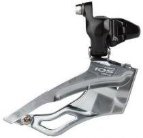 Dérailleur Avant Shimano 105 5603 Noir Triple Brasé 10v - Super Promo