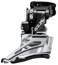 Dérailleur Avant Shimano SLX FD-M631 Top Swing - Collier Bas - 2x