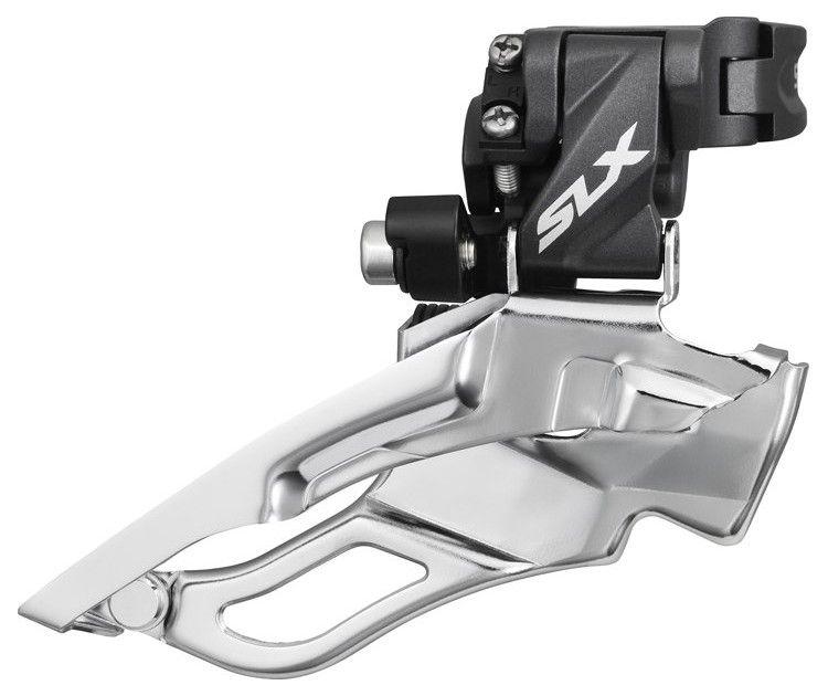 Dérailleur Avant Shimano SLX FD-M671-B Down- Collier Haut -3x10v