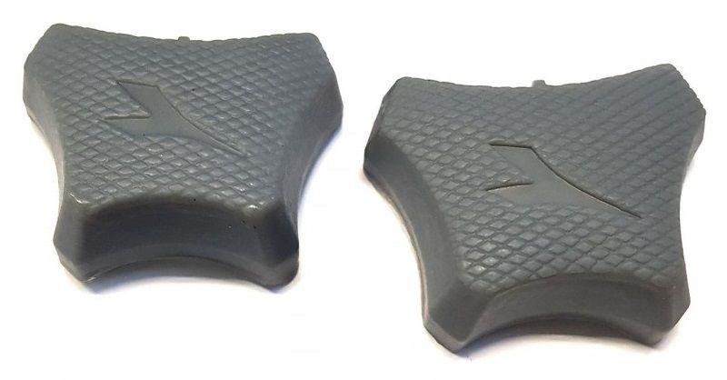 Diadora Talons Chaussures Gris Réf 35 - Paire
