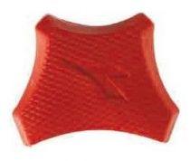 Diadora Talons Chaussures Rouges Réf 419 - Paire
