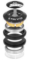 "Direction Trivio Semi Intégré 1-1/8\"" Cône 8mm réf. TRV-HS-007"