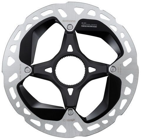 Disque VTT Shimano Center Lock 160mm - RT-MT900-S XTR - Ice-Tech Freeza