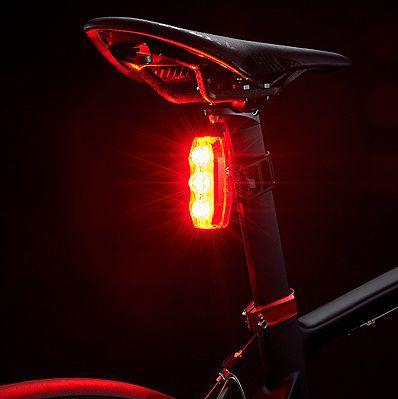 Eclairage Arrière Cateye ViZ 450