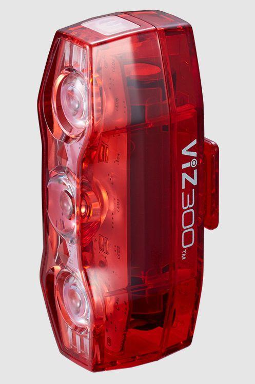 Eclairage Arrière Cateye ViZ300 - 300 Lumens