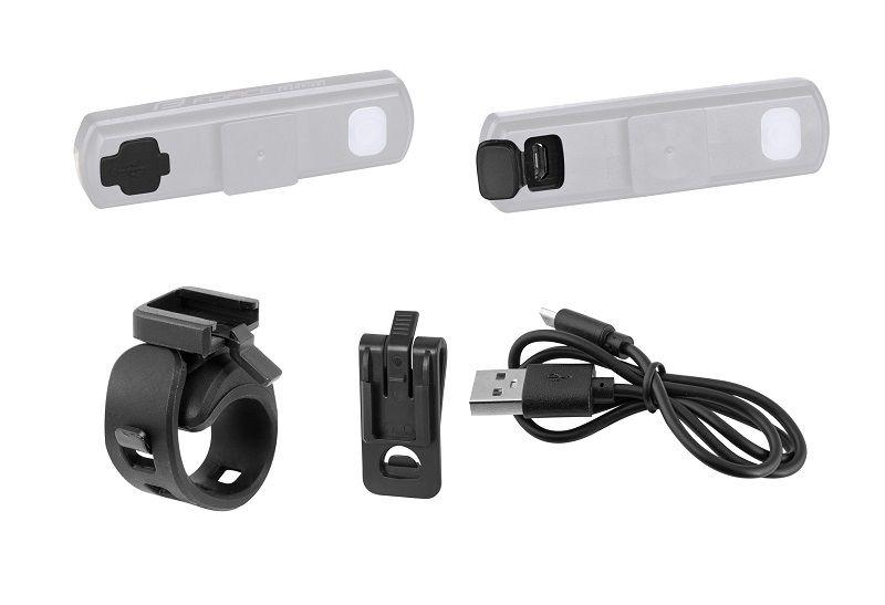 Eclairage Arrière Force Atom 40 Lumens USB