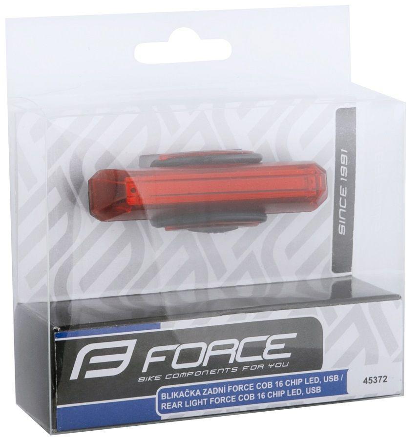 Eclairage Arrière Force Cob 29 Lumens USB Réf. 45372 - 4 Fonctions