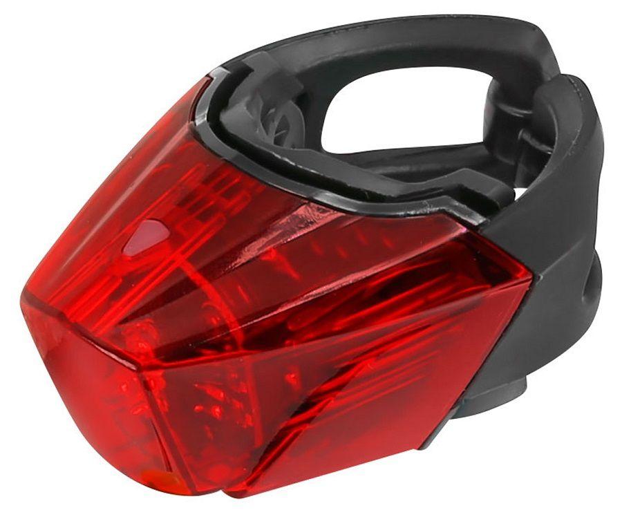 Eclairage Arrière Force Crystal 30 (3x10) Lumens USB Réf. 45381 - 3 Fonctions