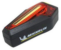 Eclairage Arrière Michelin à Pile - 5 Modes d\'Eclairage