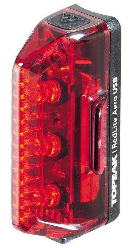Eclairage Arrière Topeak RedLite Aéro USB Led Rouge réf. TMS074