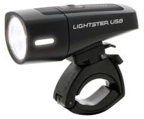 Eclairage Avant Sigma Lightster USB 32 Lux Noir