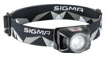 Eclairage Frontal Sigma Headled II USB Noir 180 Lumens