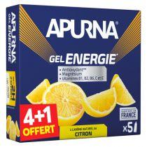 Etui 5 Gels Energie Apurna 35g (- 2h)