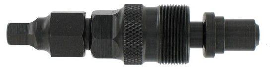 Extracteur Manivelle 22mm avec Pastille Tridimentionnelle Réf PE-0100