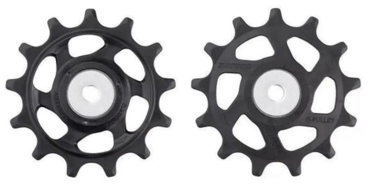 Galets Shimano Deore M5100 11v - Paire