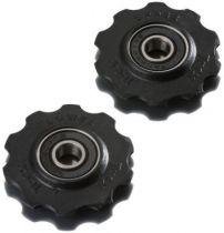 Galets Tacx T4000 Noir Campa 8/9/10v -Shimano 8v