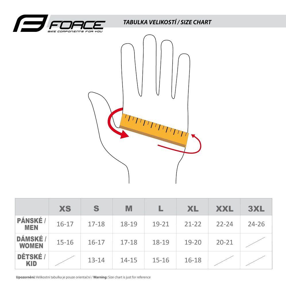 Gants Eté Force Darts Gel sans Velcro