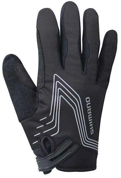 Gants Hiver Shimano Fin Thin Windbreak Glove - Super Promo