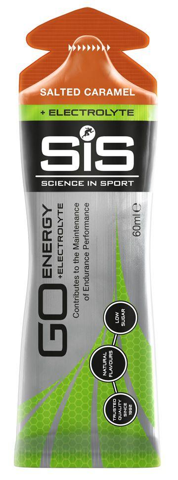 Gel SIS Go Energy + Electrolyte - Sachet 60 ml - Promo