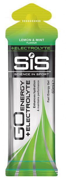 Gel SIS Go Energy + Electrolyte 60 ml - Promo
