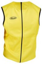 Gilet Noret Isowind Jaune - Dos Filet - Promo