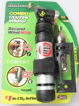 Gonfleur Genuine Combo CO2 Tire Inflator