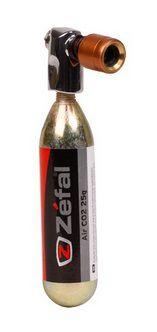 Gonfleur/Régulateur Zéfal CO2-EZ Big Shot Bronze + Cartouche 16gr