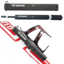 Gonfleur Zefal EZ Max FC Cartouche 16gr + Mini Pompe 190mm Alu 8 Bars