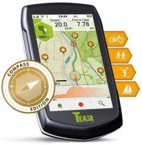 GPS Vélo Teasi One3 eXtend Noir