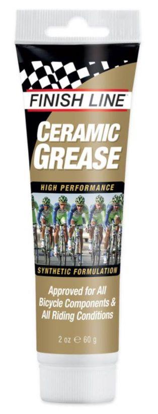 Graisse Finish Line Ceramic Grease - Tube 60g