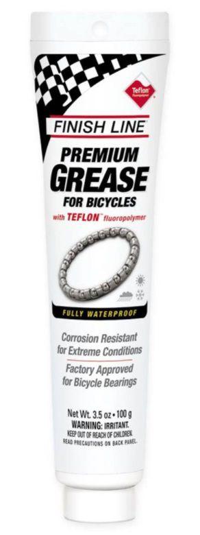 Graisse Finish Line Premium Teflon Grease - Tube 100g
