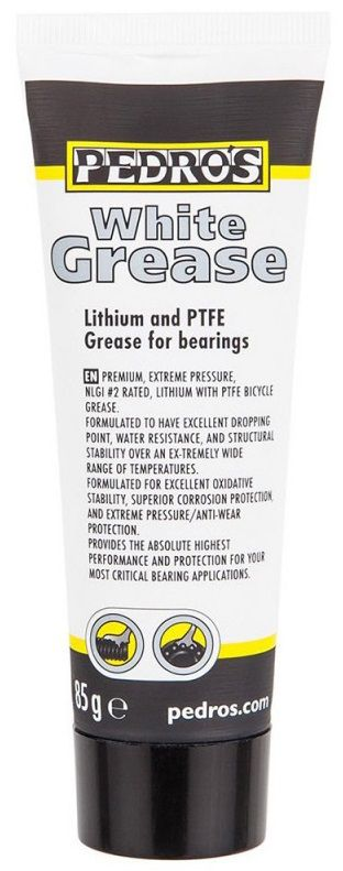 Graisse Pedros White Grease 85g au Lithium