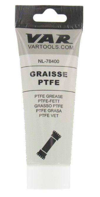 Graisse Var PTFE Blanche - Tube 100ml - réf. NL-78400
