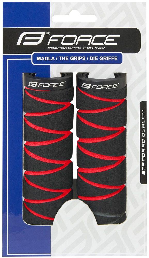 Grips Force Moly pour Cintre MTB