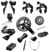 Groupe Shimano Dura Ace 9150 Di2 11v - Sans Chargeur