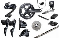 Groupe Shimano Ultegra Disc R8070 Di2 11v - Sans Chargeur