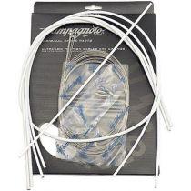 Kit Campagnolo Ultra Shift Gaine Blanche&Cables Dér./Freins CG-ER600W