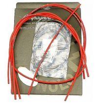 Kit Campagnolo Ultra Shift Gaine Rouge &Cables Dér./Freins CG-ER600R