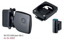 Kit Complet Sigma STS Vitesse + Cadence Vélo 2 (2450) - Réf 205