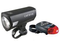 Kit Eclairages Cateye Av. HL-EL540 + Ar. TL-LD260