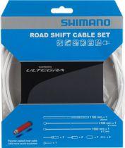 Kit Shimano 6800 Revêtement Polymère Gaines Couleur+Cables Dérailleur